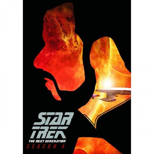 Star Trek: The Next Generation - Season 4 DVD | Star Trek Shop