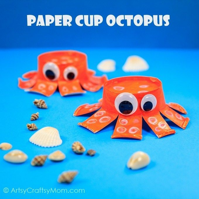 paper cup octopus 276 best diy projects to try images on diy 2622