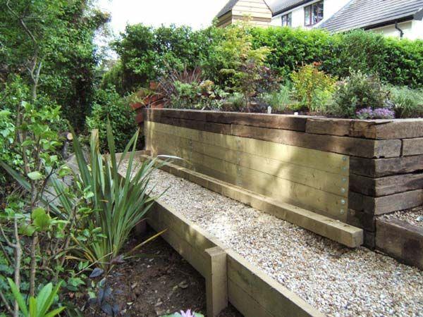 1000 Images About Garden Retaining Walls Garden Beds