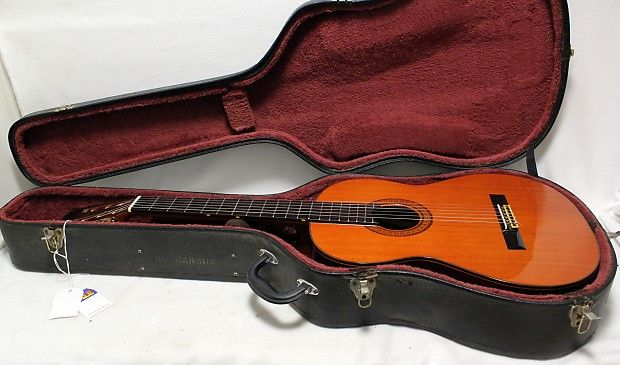 Item is one 1975 Takamine C136S Grand Concert Classical Guitar. #takamine #C136S #acoustic #guitar #For #sale