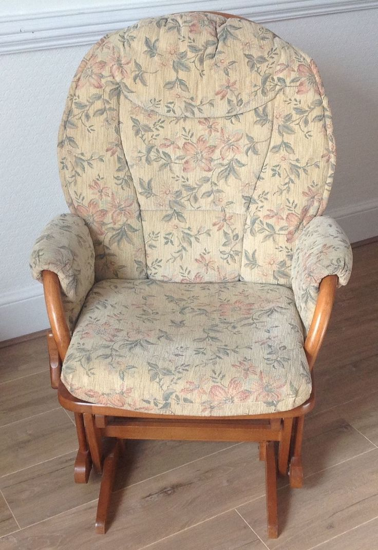 Dutailier Rocking/Nursing Chair (Wirral for Collection) | eBay