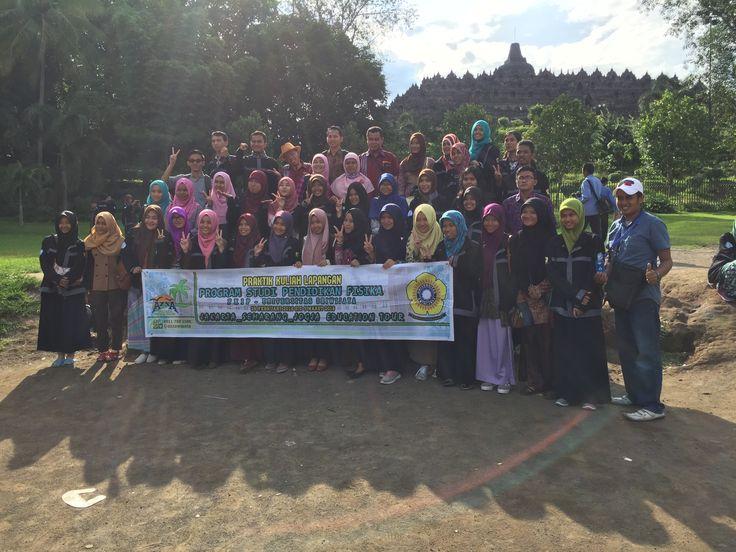 Wisata Edukasi Pendidikan Fisika FKIP Unsri Palembang