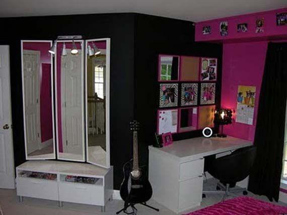 17 mejores ideas sobre dormitorio fucsia en pinterest for Decoracion para pared fucsia