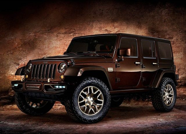 2017 Jeep Wrangler Unlimited Diesel - 2017 / 2018 Jeep Models