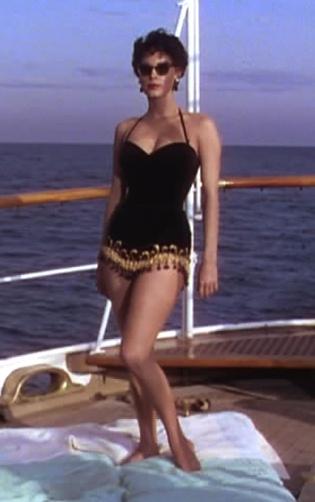 Ava Gardner in The Barefoot Contessa