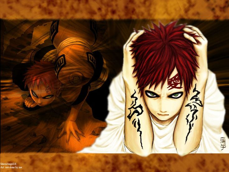 KU : Gaara Wallpaper HD, 48 Wallpapers of Gaara HD HD Widescreen