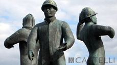 6th July - On this day: The Piper Alpha North Sea Oil rig destroyed by fire 1988 (Source: Castelli 2017 corporate diary/2017 diaries feature facts every day)