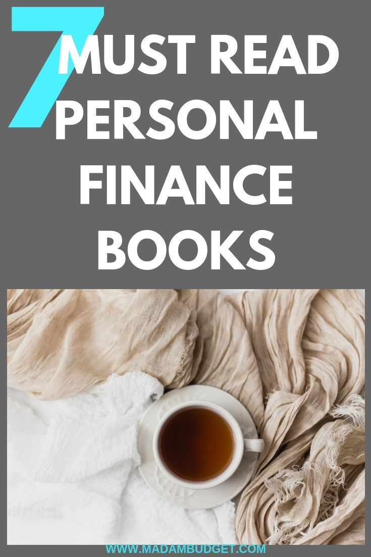 7 Must Read Personal Finance Books to Ease Your Money Stress – Budget To Pay Off Debt