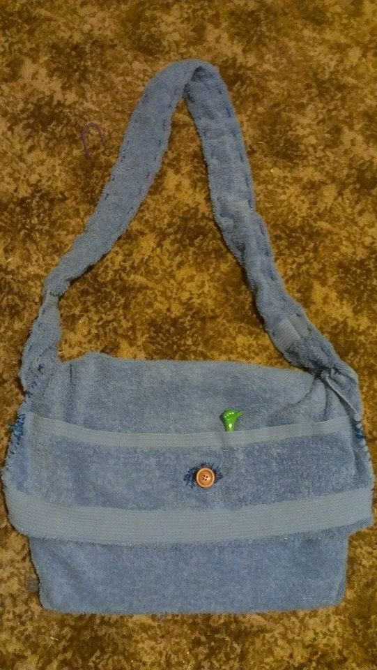 Don't Panic, You Will Always Know Where Your Towel Is with Rockabilby's Upcycled Galactic Hitchhiker Bags!! www.facebook.com/rockabilby