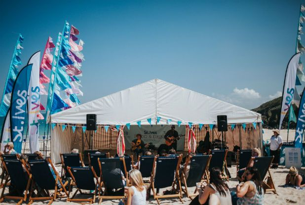 ​11 reasons not to miss the St Ives Food and Drink festival - Full Music Line Up