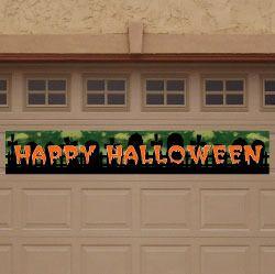 17 Best Images About Spooktacular Garage Door Decor Ideas