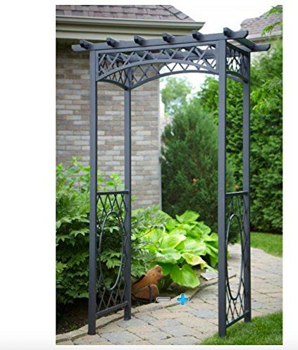 Gazebo Penguin 402086 Aluminum Garden Arbour Find Out More About The Great Product At Image Link