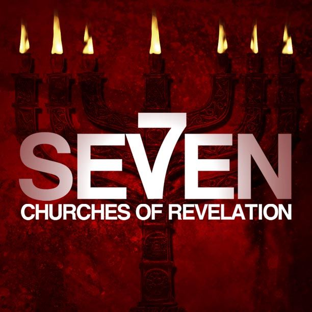 Churches in revelation bible study