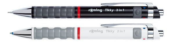 rotring Tikky 3 in 1 Multipen