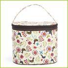 Keep Leaf Certified Organic Insulated Cooler Bag - Birds