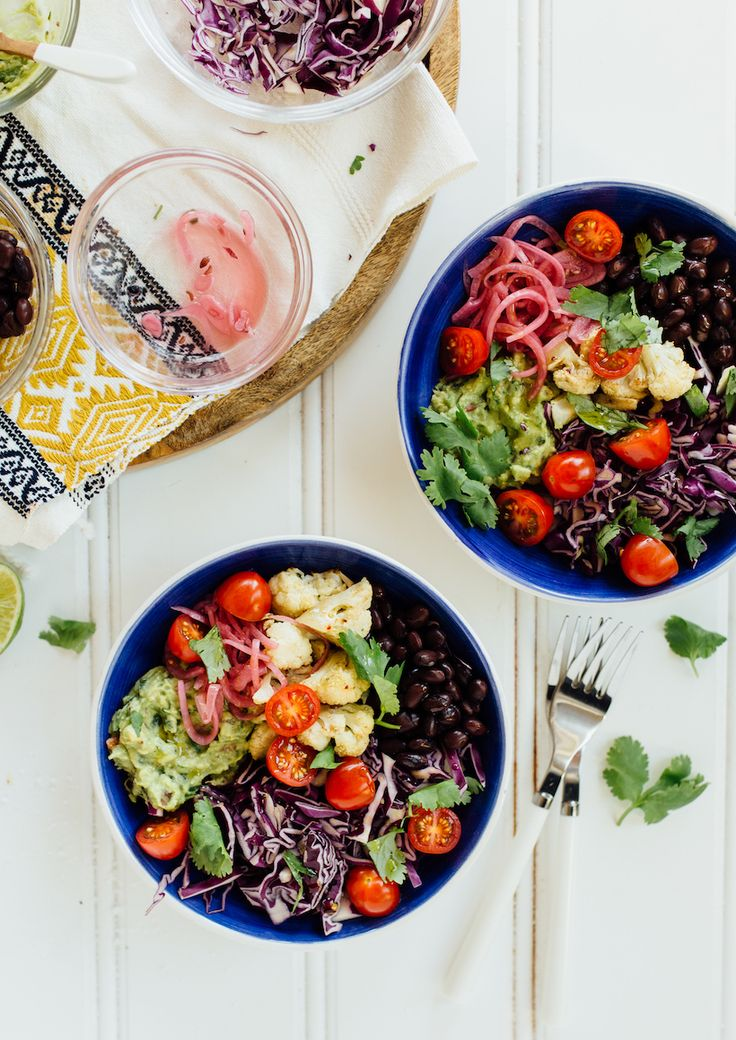 This Healthy Mexican Bowl Will Make You Kick Your Chipotle Habit - Camille Styles