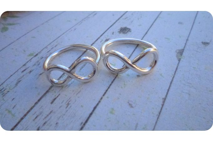 Infinity ring by Secrets Unearthed Jewellery on hellopretty.co.za