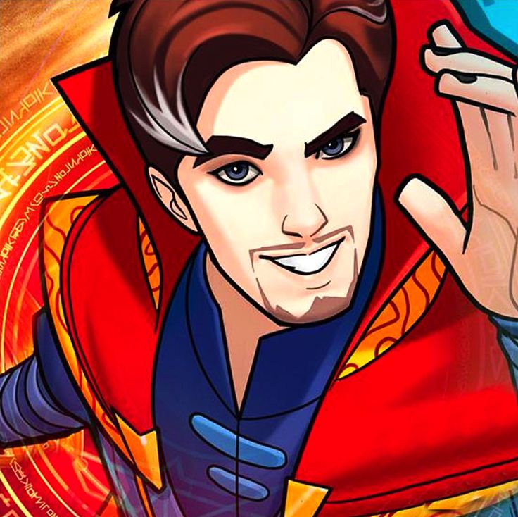 Animation Doctor Strange