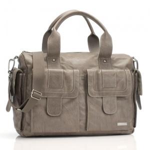 Taupe changing bag £250