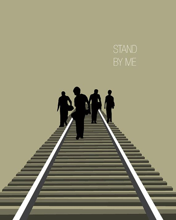 Stand By Me 8x10 print