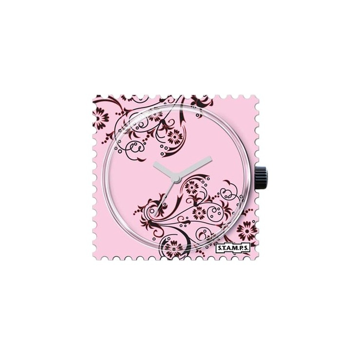 Relógio S.T.A.M.P.S. Baby Pink R$89.00