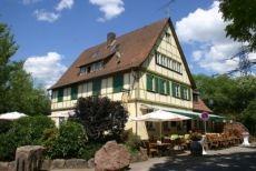 Restaurant Grenzsägmühle in Keltern