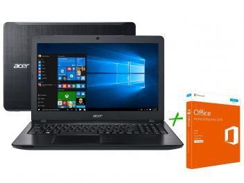 Notebook Acer Aspire F5 Intel Core i5 6ª Geração - 8GB 1TB LED 15,6 + Office Home & Business