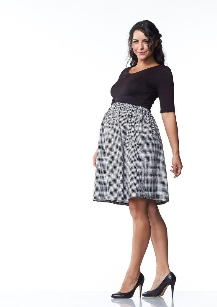 Indi Cotton Dress | Maternity Wear & Maternity Clothes Online Australia |  Soon Maternity
