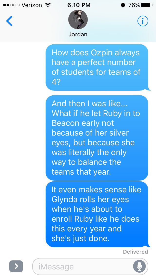 The real reason Ruby (and possibly Jaune) got into Beacon. RWBY - Ozpin- Glynda