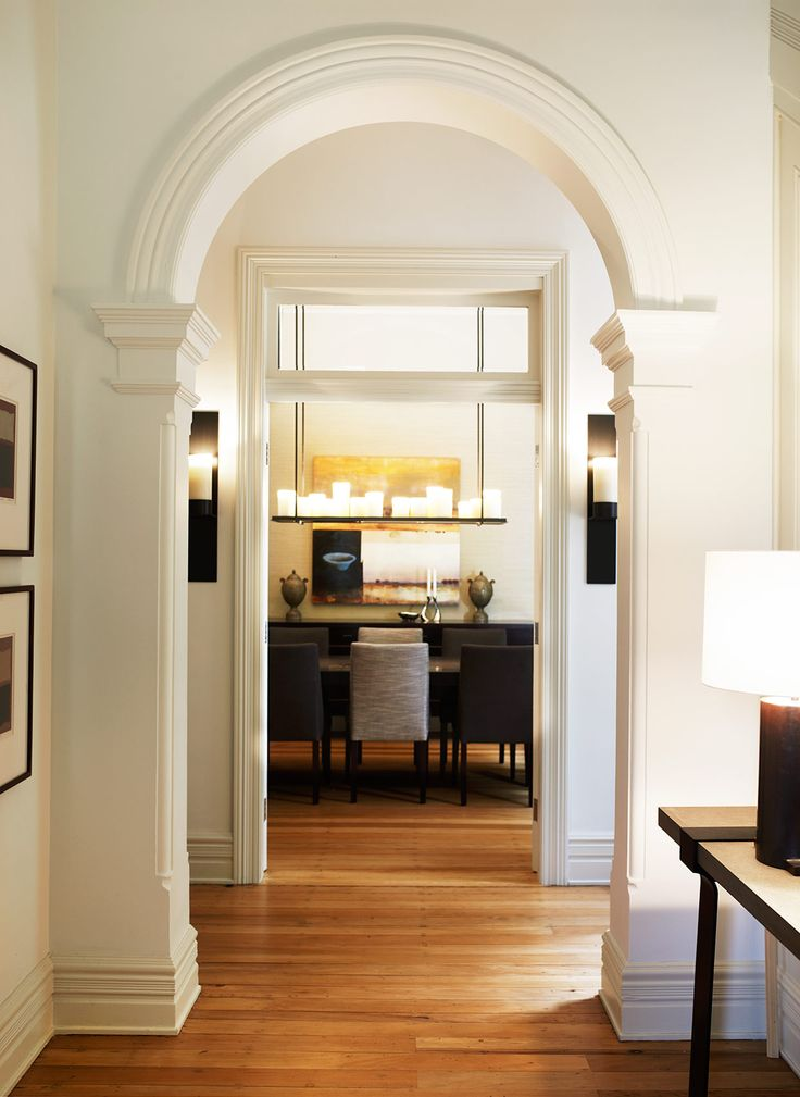 Perfect Crown Mouldings And Architraves Hare + Klein Worked Closely With The Owners  To Restore This Federation House To Its Original Glory And To Enhance The  Home ... Awesome Ideas