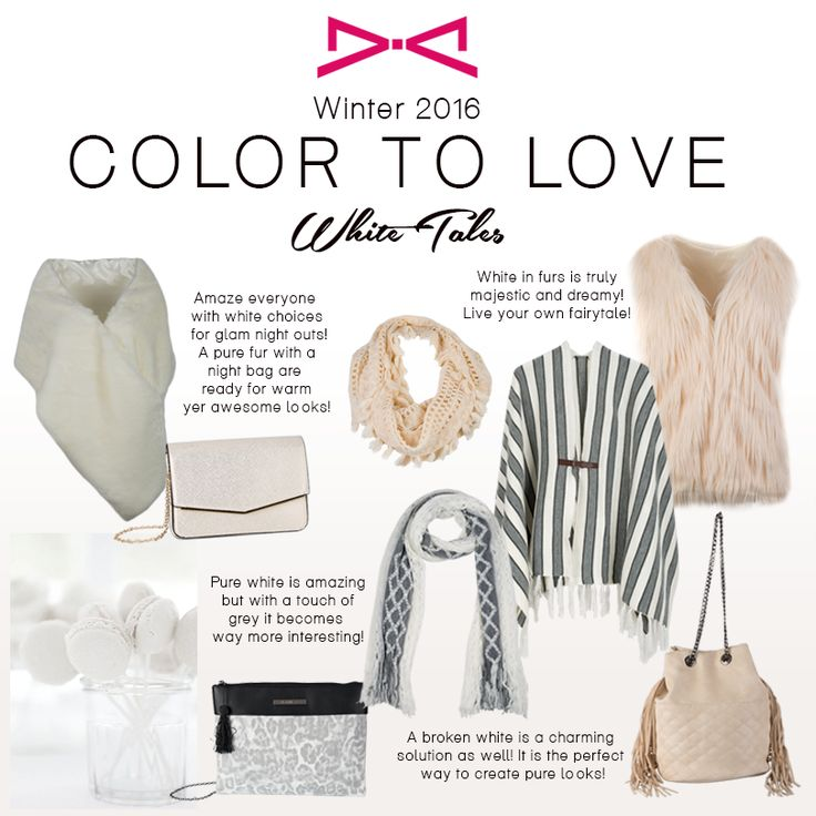White Tales: A color to love