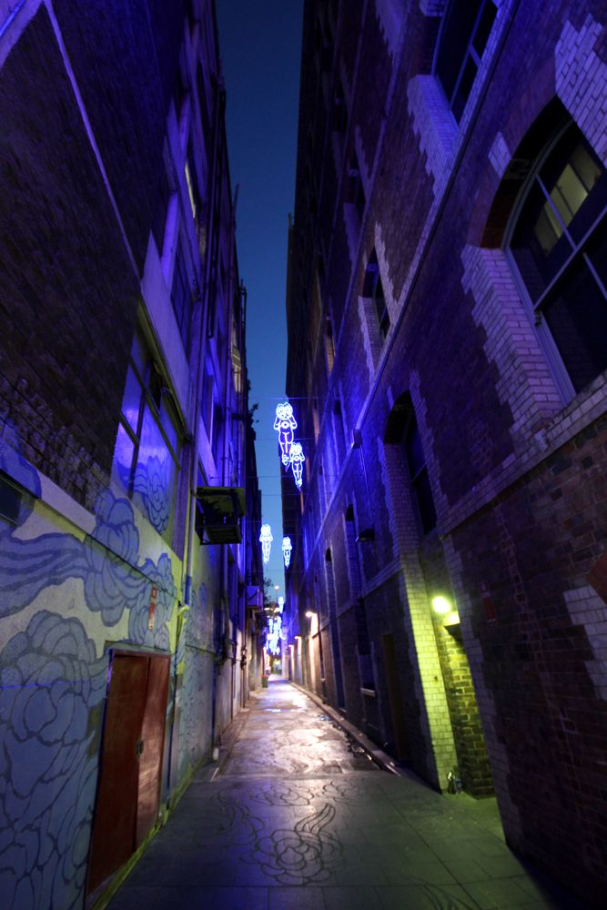 Alley, Sydney