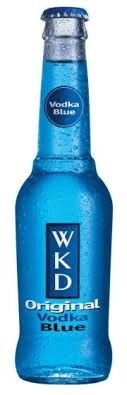 wkd blue, yes I am still a chavvy teenager at heart! Amy