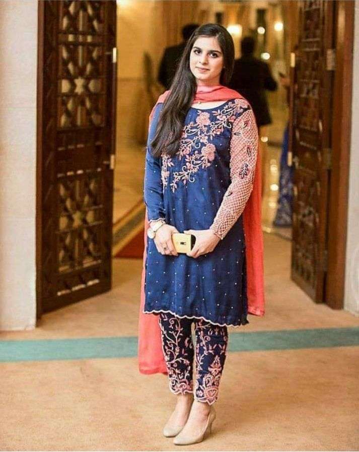 Wedding party dresses pakistani 2018 fashionable dress