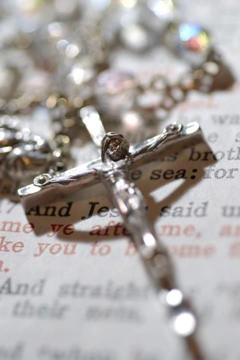 20 Best Crosses Images On Pinterest Holy Rosary Prayer Beads And
