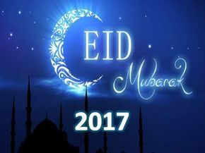 Happy Eid Mubarak 2017 wishes, Sms, Greetings, Images, Quotes, WhatsApp Video message Full HD 2.