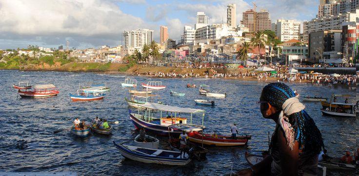 Brasil- Salvador de Bahia