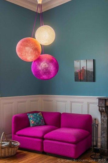 globes la case de cousin paul id es d co pinterest globe bureaus and room ideas. Black Bedroom Furniture Sets. Home Design Ideas