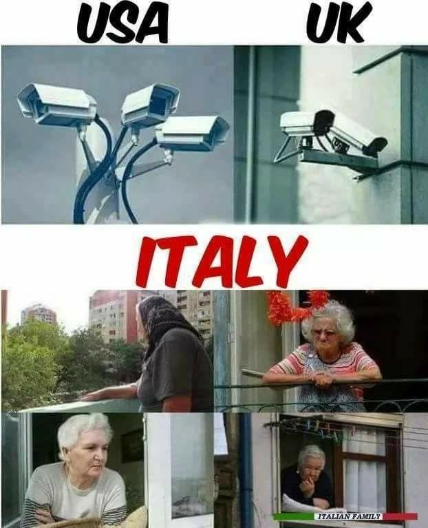 Old school. #italianmemes #italianhumor