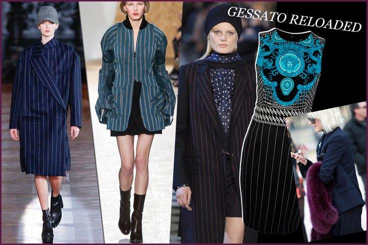 G di GESSATO RELOADED http://www.grazia.it/moda/tendenze-moda/trend-autunno-inverno-2013-14-tartan