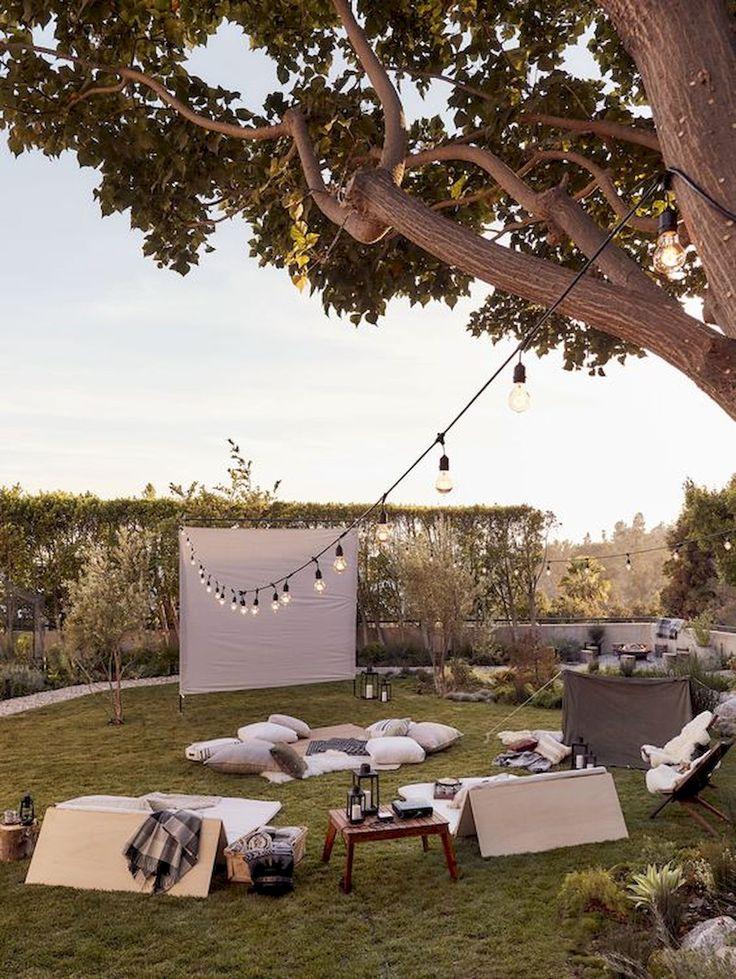 Legende  60 Inspiring Outdoor Summer Party Decorations Ideas