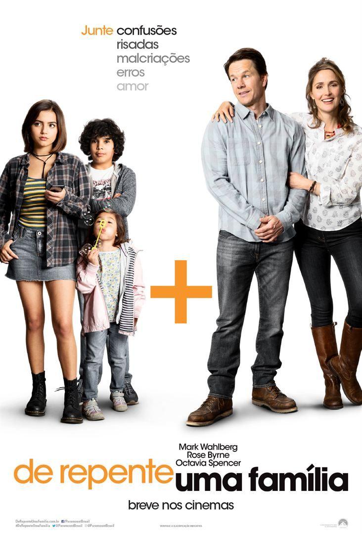 De Repente Uma Familia Completo Filme Legendado Dublado Assistir