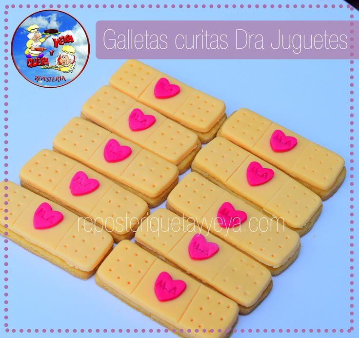 Galletas Curitas Dra Juguetes - Dra Juguetes cookies