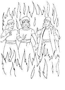 Find This Pin And More On VBS 2015 Journey Off The Map Shadrach Meshach Abednego Coloring Page