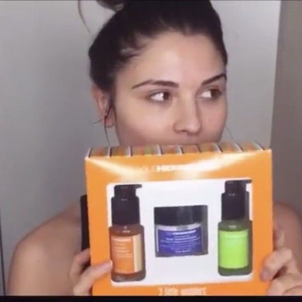 Preen.Me VIP Megan transforms her skin for a gorgeous #OleGlow using her gifted OLE HENRIKSEN 3 Little Wonders Kit. Click through reveal a youthful and more radiant complexion.
