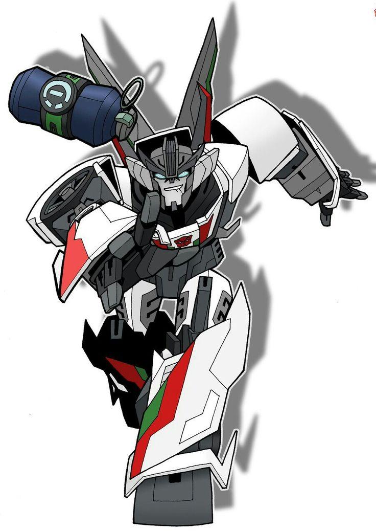 Wheeljack transformers 2