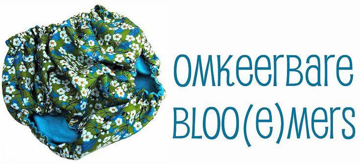 eloleo: Handleiding en patroon: omkeerbare bloo(e)mers