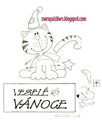 happy cat template