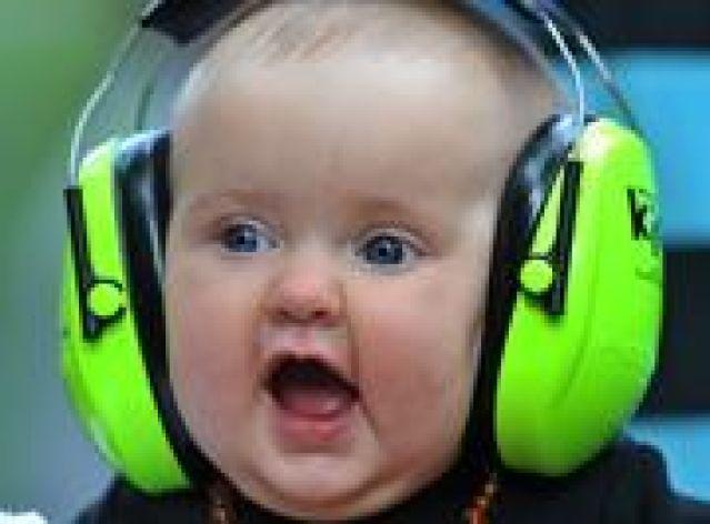 Hörseltest nyfödda barn