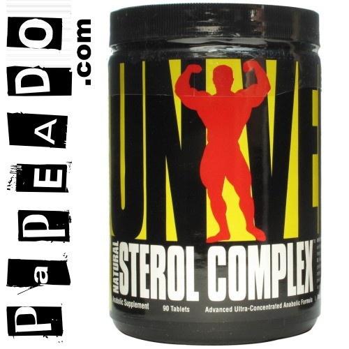 Natural Sterol Complex, 90 Tabletas, Universal Nutrition: http://papeado.com/tienda/testosterona/201-natural-sterol-90-tabletas-universal-nutrition.html